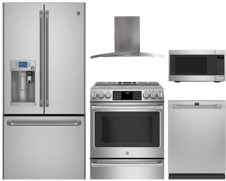 Cafe 891471 Kitchen Appliance Package & Bundle Stainless Steel, Main image