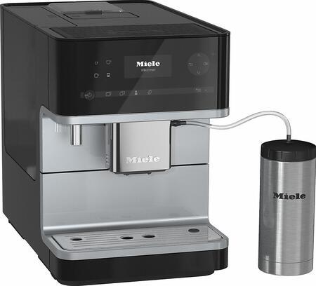 Miele  CM6350OBSW Coffee and Espresso Maker Black, Main Image