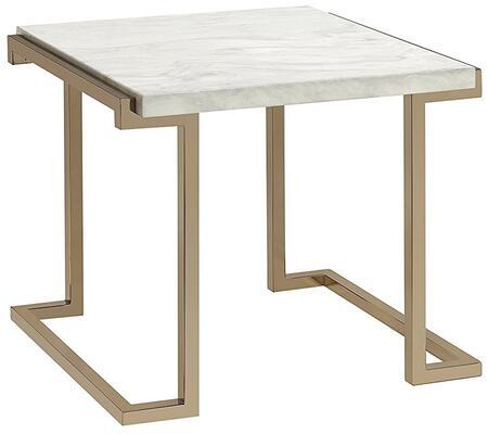 Acme Furniture Boice II 82872 End Table White, 1