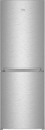 BFBF2412SS 24″ Counter Depth Bottom Freezer Refrigerator with 10.34 cu. ft. Capacity  NeoFrost Dual Cooling Technology  Zone Temperature