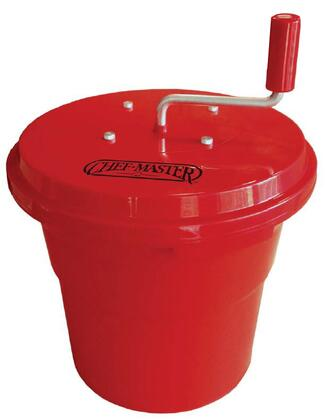 Chef-Master 90008 Commercial Cooking Red, 90008