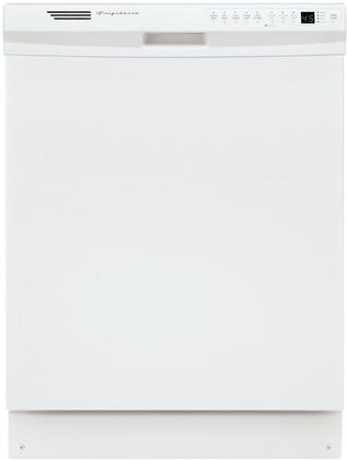 Frigidaire FDB2410HIS Built-In Dishwasher White, 1