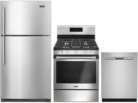 Maytag  943072 Kitchen Appliance Package Stainless Steel, Main Image