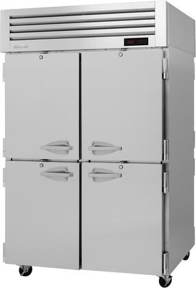 PRO-50-4H-PT 52″ Pro Series Solid Half Door Pass-Thru Heated Cabinet with 50.2 cu. ft. Capacity  Digital Temperature Control & Monitor System  Ducted
