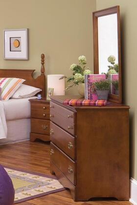 Carolina Furniture Salem 185X00 Dresser Brown, 1