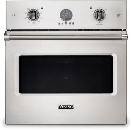 Viking Professional 5 VSOE530SS Single Wall Oven Stainless Steel, Main Image