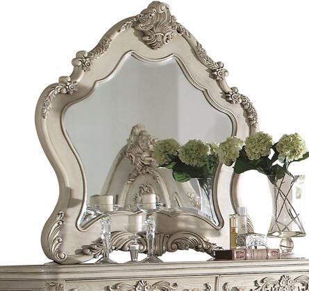 Acme Furniture Ragenardus 27014 Mirror White, Angled View