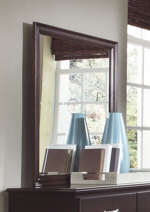 Carolina Furniture Signature Series 476400 Mirror Brown, Main Image