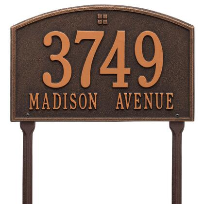 Whitehall Products 1178OB Address Plaques, Main Image