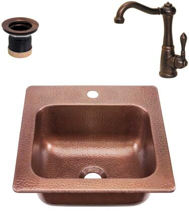 RCS RSNK3 Outdoor Sink Copper, Main Image