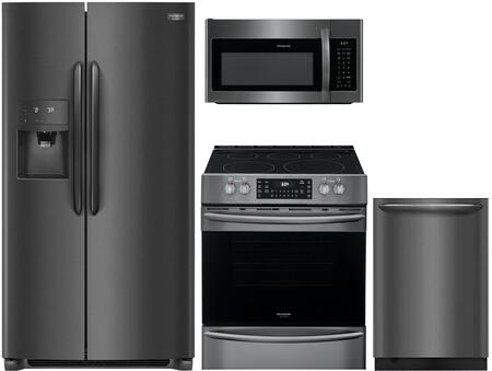 Frigidaire  889277 Kitchen Appliance Package , Main image