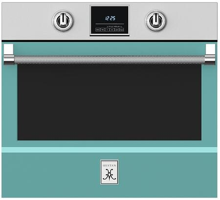 Hestan  KSO30TQ Single Wall Oven Blue, 1