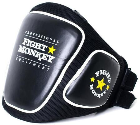 Fight Monkey Professional FM3853 Exercising Accessory Black, Main Image