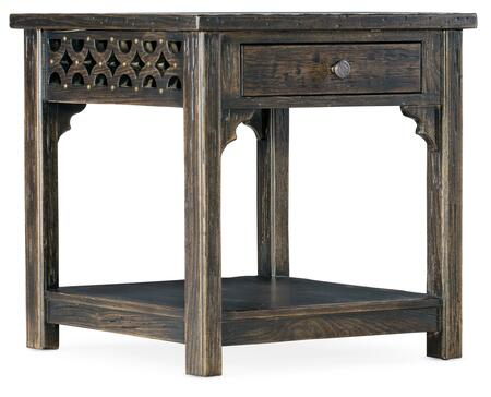 Hooker Furniture La Grange 69608011389 End Table, Silo Image