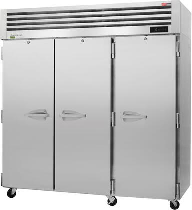 PRO-77F-N 78″ Pro Series Door Reach-In Freezer with 74.94 cu. ft. Capacity  Self-Cleaning Condenser  Digital Temperature Control & Monitor System and