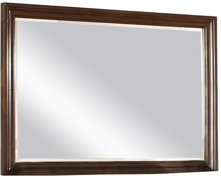 Myco Furniture Century CT1406M Mirror Brown, 1