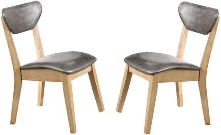 Acme Furniture Rosetta Side Chairs