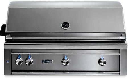 Lynx Professional L42TRLP Liquid Propane Grill Stainless Steel, Main Image