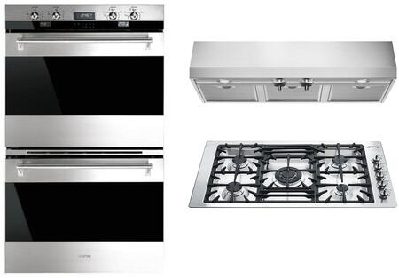 Smeg 1054466 Kitchen Appliance Package & Bundle Stainless Steel, main image