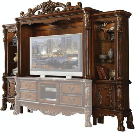 Acme Furniture Dresden 91335 Entertainment Center Cherry, Main Image