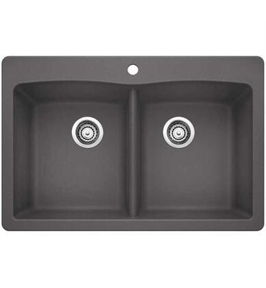 Blanco Diamond 441466 Sink Gray, 441466 1