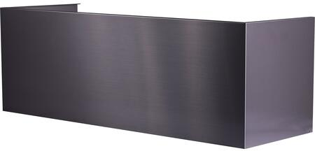 """Dacor  AMDC4818M Duct Cover , AMDC4818M 48"""" x 18"""" Height Graphite Stainless Duct Cover"""