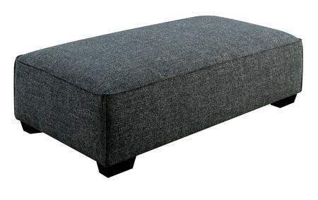 Furniture of America Jaylene CM6120OT Living Room Ottoman Gray, Main Image