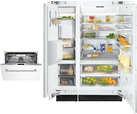 Appliances Connection Picks  1383885 Kitchen Appliance Package Panel Ready, Main image