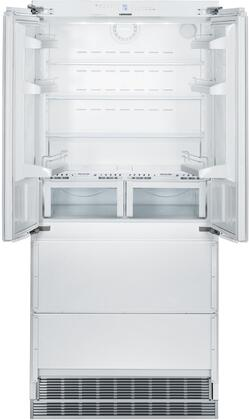 Liebherr  HCB2062 French Door Refrigerator Panel Ready, Main Image