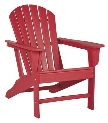 Benzara  BM209702 Accent Chair Red, BM209702