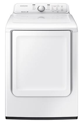 Samsung  DV40J3000EW Electric Dryer White, Main Image