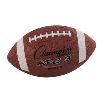 Champion Sports  RFB3 Footballs , RFB3 l