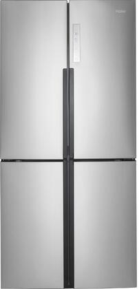 Haier  HRQ16N3BGS French Door Refrigerator Stainless Steel, Main Image