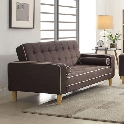 Glory Furniture G836L Loveseat Gray, Main Image