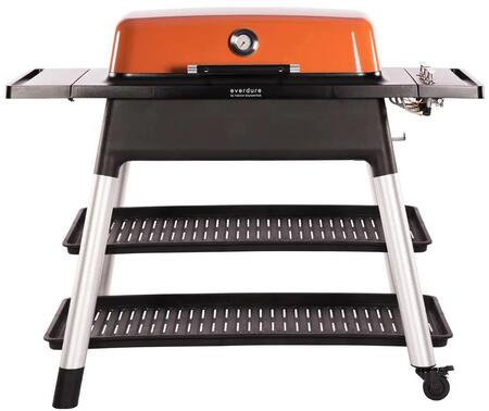 HBG3OUS 52″ FURNANCE Liquid Propane Grill with 3 Burners  27000 BTU  and Die-Cast Aluminum Body in