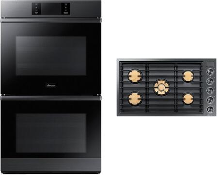 Dacor  938032 Kitchen Appliance Package Graphite Stainless Steel, 1