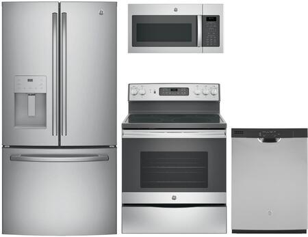 GE 869786 Kitchen Appliance Package & Bundle, Main image