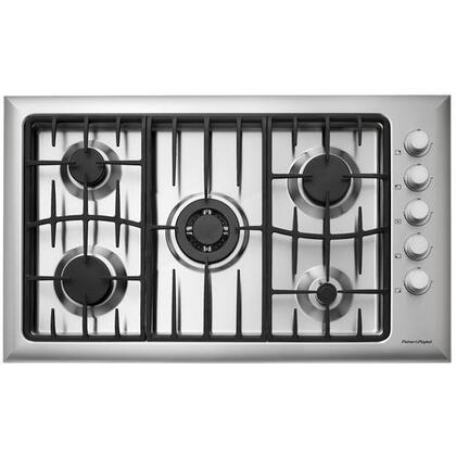 Fisher Paykel CG365CWACX1 Gas Cooktop Stainless Steel, 1