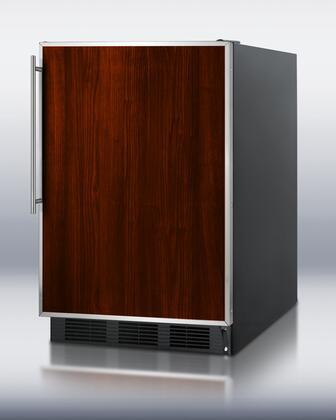 Summit FF6BBIFRADA FF6BBIFRADA Freezerless Refrigerator Panel Ready, 1