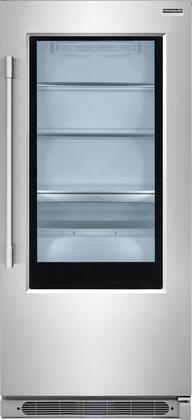 Frigidaire Professional FPGU19F8TF 19 Cu. Ft. Stainless All Refrigerator