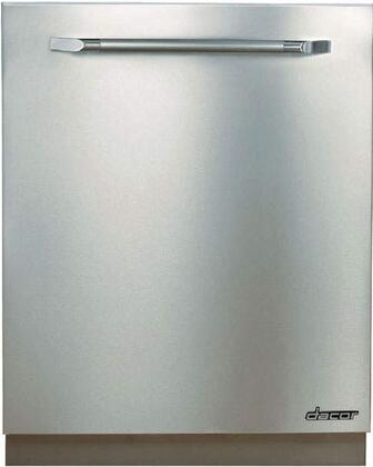 Dacor Heritage 370326 Built-In Dishwasher Stainless Steel, RDW24SKIT1