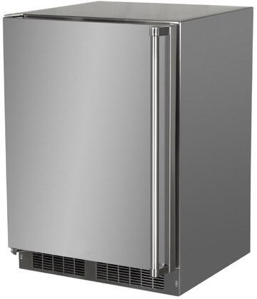 Marvel  MORE224SS51A Compact Refrigerator Stainless Steel, MORE224SS41A Outdoor Refrigerator
