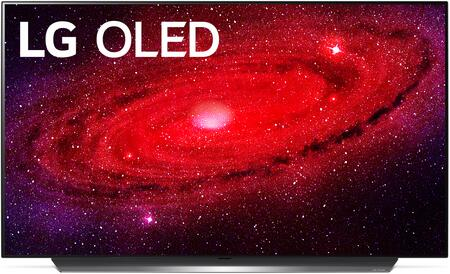 LG  OLED48CXPUB OLED TV Black, OLED48CXPUB 4K Smart OLED TV