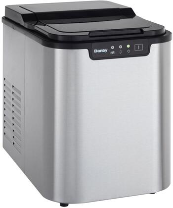 Danby  DIM2500SSDB Ice Maker Stainless Steel, Main Image