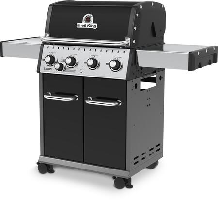 Broil King 922164 57 Inch Baron 440 Series With 4 Burner