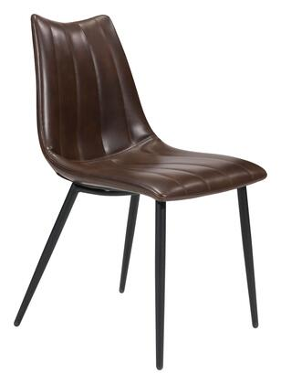 Zuo 1007zz Dining Room Chair, 1