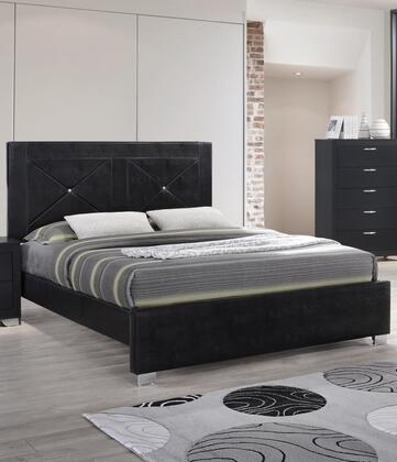 Myco Furniture BR1235KBK