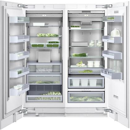 Gaggenau Deals 400 Series 1357401 Column Refrigerator & Freezer Set Panel Ready, Main image