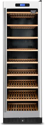 Kucht Professional K430A12 Wine Cooler 76 Bottles and Above Stainless Steel, Main Image