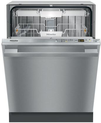Miele G5000 G5056SCVISF Built-In Dishwasher Stainless Steel, G 5056 SCVi SF Fully Integrated Dishwasher